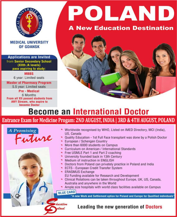 Become an International Doctor