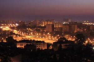 City's panorama.